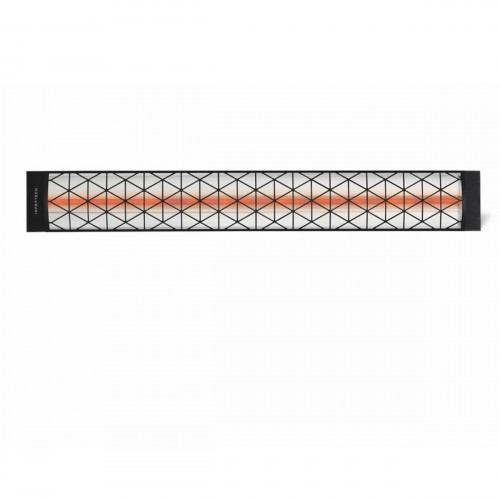 Infratech - C25-Motif - Single Element - 2,500 Watt Elecrtic Patio Heater - Motif Collection