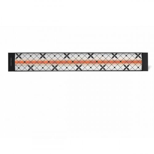 Infratech - C30-Motif - Single Element - 3,000 Watt Elecrtic Patio Heater - Motif Collection