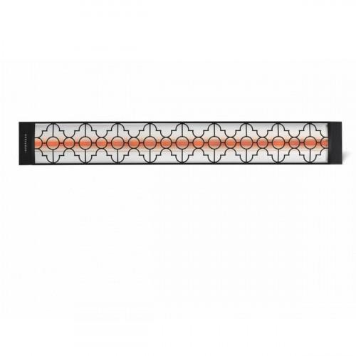 Infratech - C40-Motif - Single Element - 4,000 Watt Elecrtic Patio Heater - Motif Collection