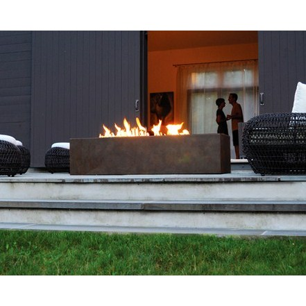 patio heaters Online | Linear Burner System | San Francisco Bay Area
