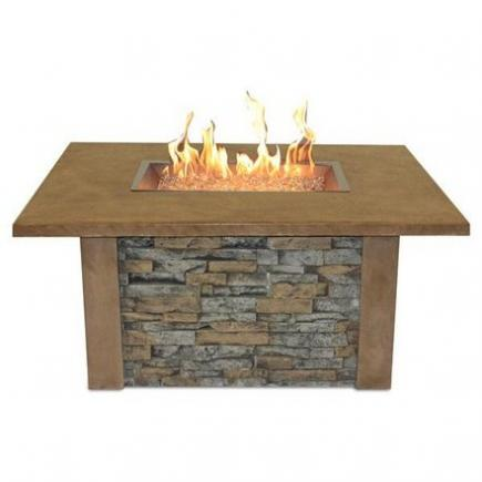 sierra fire pit table with cf 1224 burner 1
