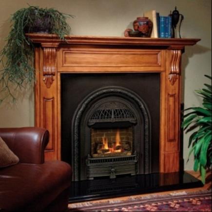 Buy Gas Fireplaces Online Portrait Windsor Arch San Francisco Bay Area C