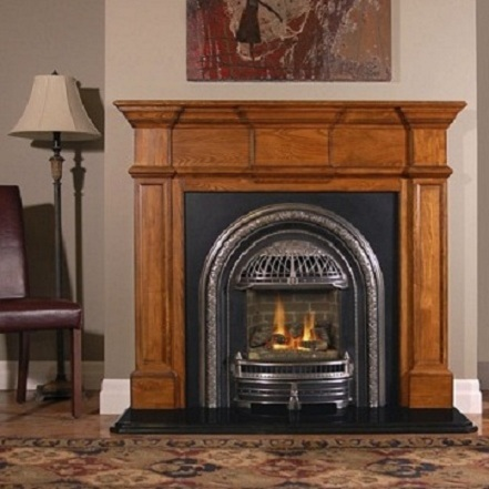 Buy Gas Fireplaces Online | Portrait Windsor Arch | San Francisco ...