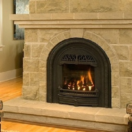 Buy Gas Fireplaces Online Portrait Windsor Arch San