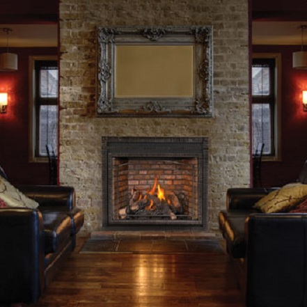 Buy Gas Fireplaces Online HDX40 San Francisco Bay Area CA The Fireplac