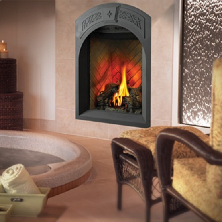 Buy Gas Fireplaces Online Park Ave GD82NT San Francisco Bay Area CA Th