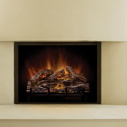 27 Inch Electric Fireplace Log Set
