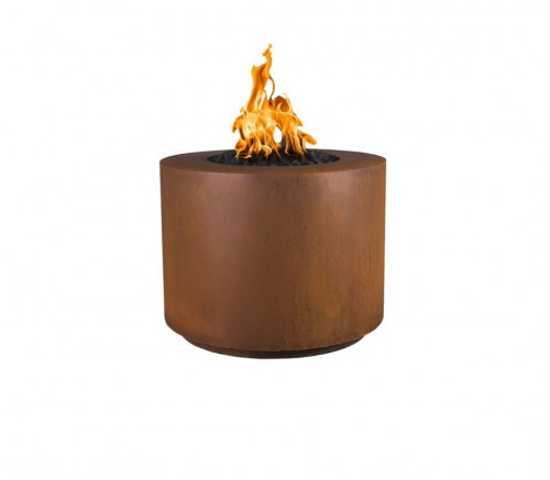"BEVERLY FIRE PITS 36"" - CORTEN STEEL"