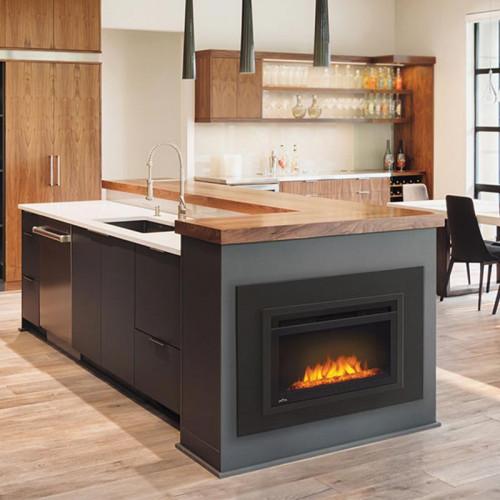 Cinema Glass 24 Electric Fireplace