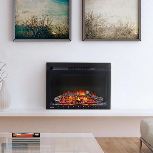 Cinema™ Log 24 Electric Fireplace