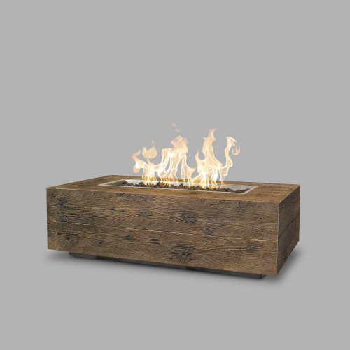 CORONADO – WOOD GRAIN FIREPIT - 48""