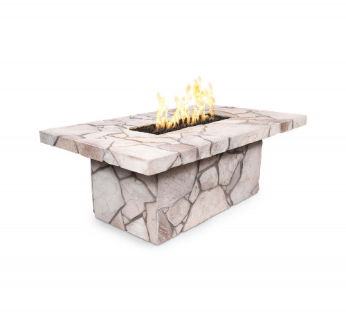 The Grove Flagstone Fire Pit