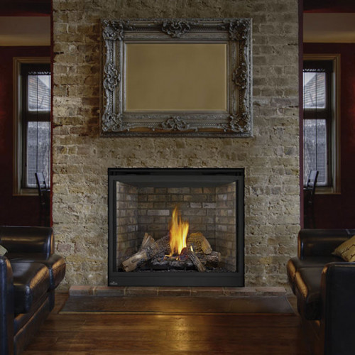 High Definition X 40 Gas Fireplace