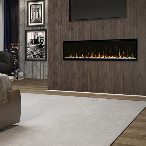 """IgniteXL 60"""" Linear Electric Fireplace"""