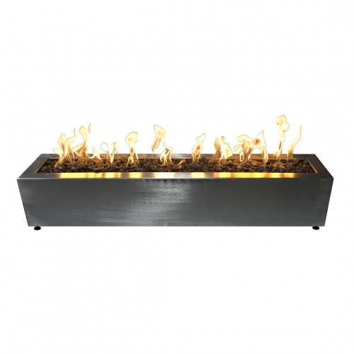 EAVES STAINLESS STEEL FIRE PIT