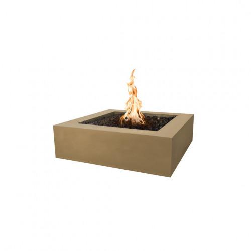 QUAD CONCRETE FIRE PIT 36