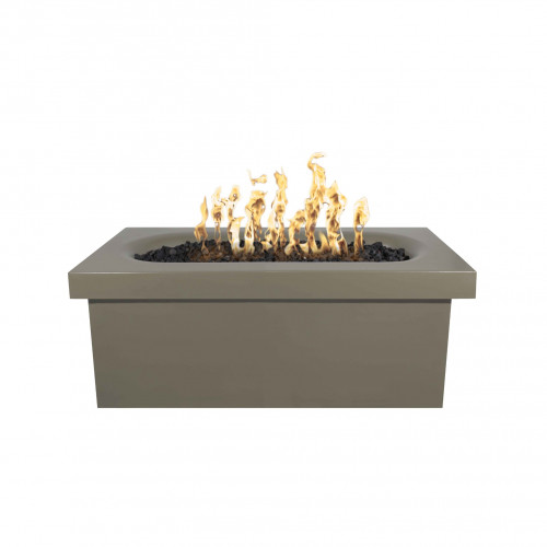 Ramona – 60″ Rectangular Fire Pit Table