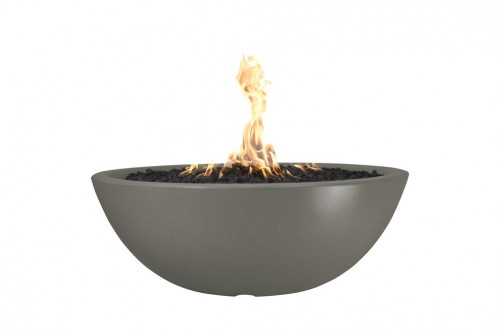"SEDONA CONCRETE FIRE PIT 48"""