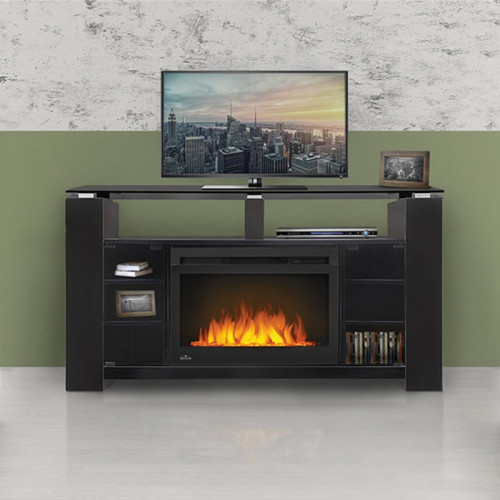 The Foley Electric Fireplace