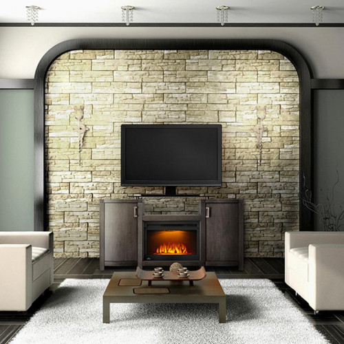 The Whitney Electric Fireplace