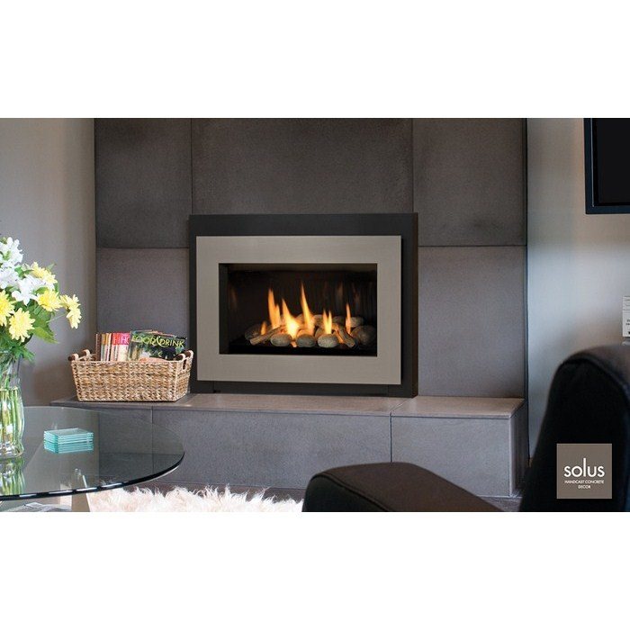 gas insert 1 Online | Legend G3 Modern Gas Insert | San Francisco Bay Area