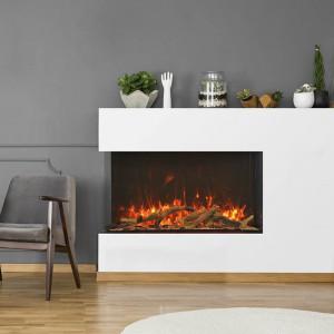 40-TRU-VIEW-XL XT– 3 Sided Electric Fireplace