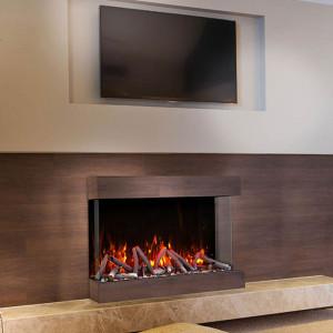 60-TRU-VIEW-XL XT– 3 Sided Electric Fireplace