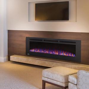 Allure Phantom 60 Electric Fireplace