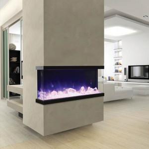 50-TRU-VIEW-XL-DEEP – 3 Sided Electric Fireplace