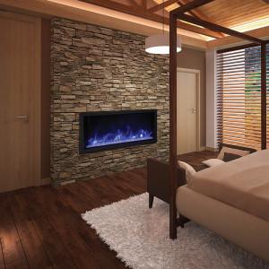50-TRU-VIEW-XL XT– 3 Sided Electric Fireplace