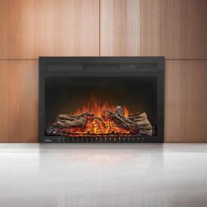 Cinema Log 27 Electric Fireplace