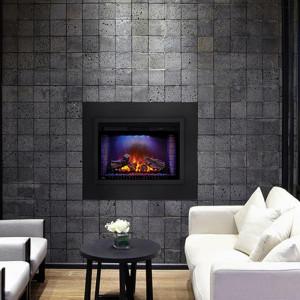 Cinema Log 29 Electric Fireplace