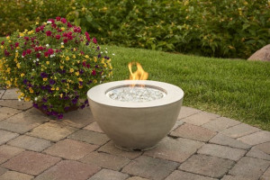 Cove 12 Gas Fire Pit Bowl
