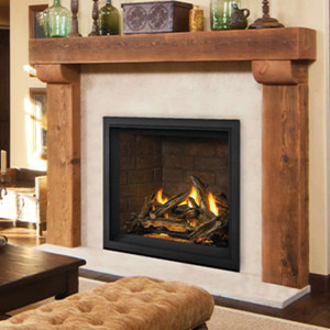 Elevation X Series Gas Fireplace
