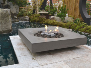 Halo Low 36 Fire Pits