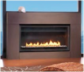 Modern Gas Fireplaces - Linear in San Francisco Bay Area, CA ...