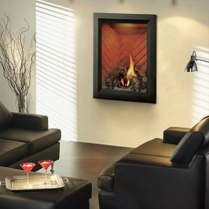 Park Avenue Gas Fireplace