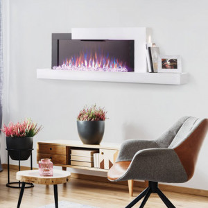 Stylus Electric Fireplaces Series