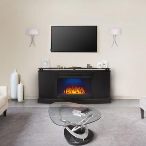 The Anya Electric Fireplace