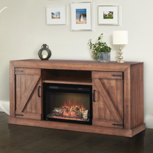 The Lambert Electric Fireplace