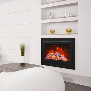 TRD 33″ Traditional Series Electric Fireplace Insert