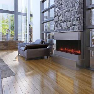 40-TRU-VIEW-XL DEEP – 3 Sided Electric Fireplace
