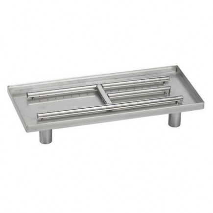 rectangular pan burner 1