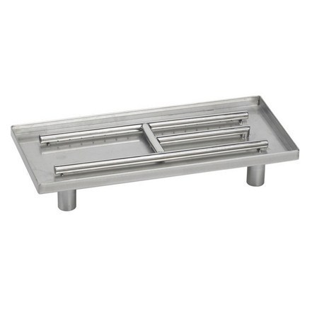 Rectangular Pan Burner