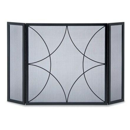 Forged Diamond Tri Panel Screen