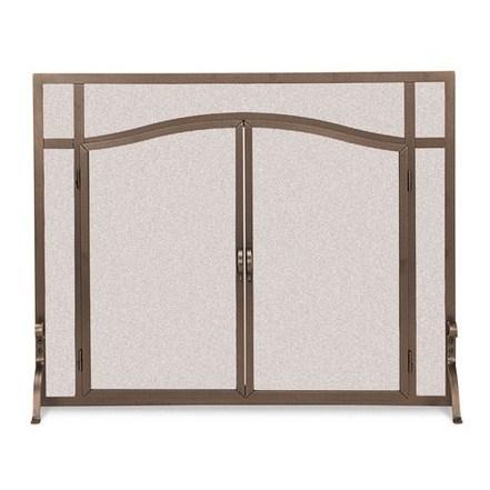 Forged Iron Door / Arch Top Door