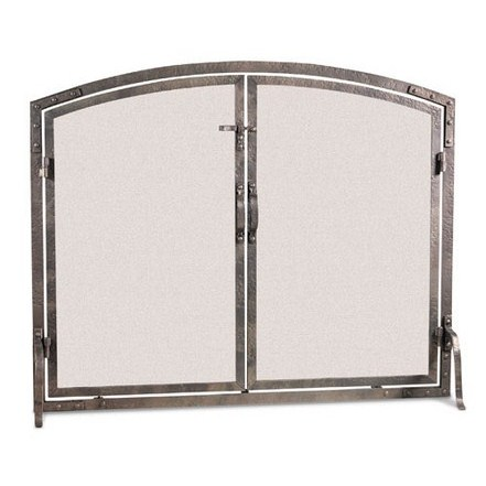Old World Operable Door Screen