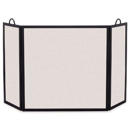 "Rectangular - 30""W x 30""H x 8"" Sides - Black"