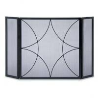 Forged Diamond Tri Panel Screen