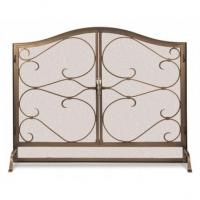 Iron Gate / Arched Top Door
